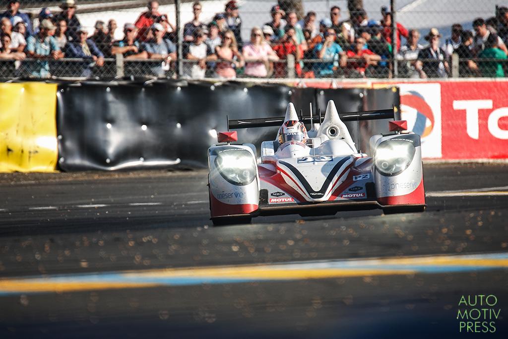 Zytek Z11SN-Nissan n°38 / Jota Sport - 24 Heures du Mans 2014 - Course - DOLAN / TINCKNELL / TURVEY