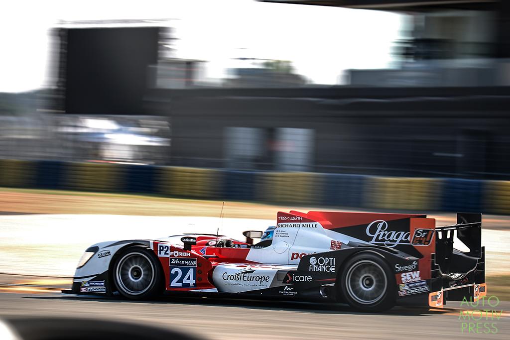24 Heures du Mans 2014 - Journée test 1er juin