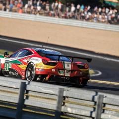 24 Heures du Mans 2014 : LM GTE Pro, Ferrari devant Corvette et Porsche