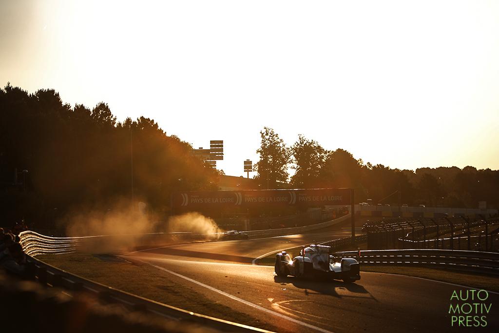 Porsche 919 Hybrid n°20 - 24 Heures du Mans 2014 - Course - BERNHARD / WEBBER / HARTLEY