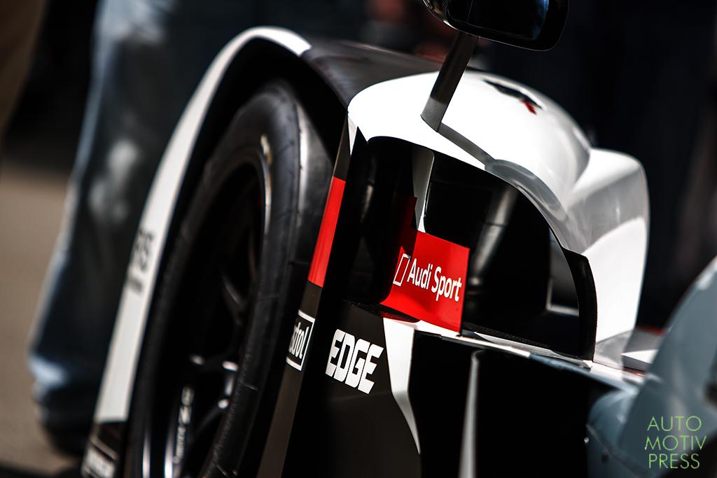 24 Heures du Mans 2014 - Pesage - Audi Motorsport