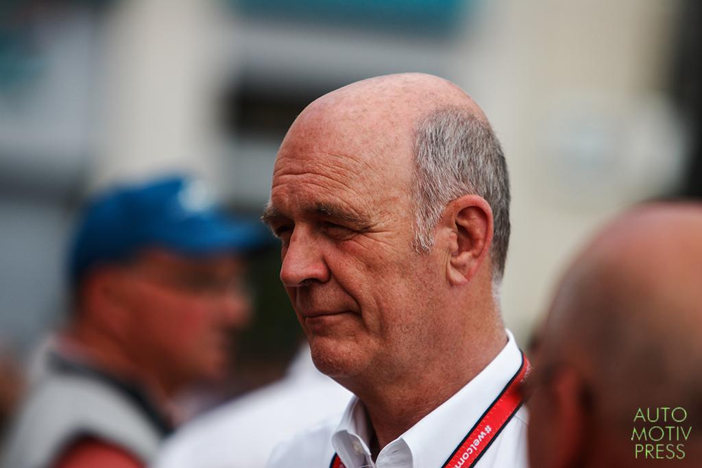 24 Heures du Mans 2014 - Pesage - Audi Motorsport - Dr Ullrich