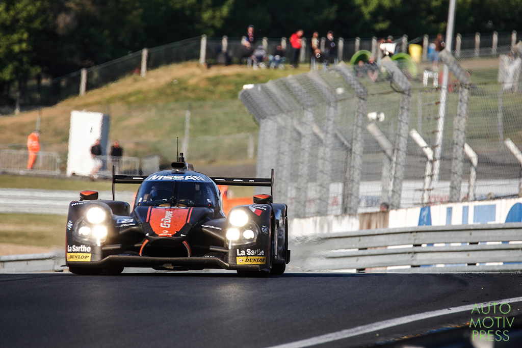 Ligier JS P2-HPD n°35 / OAK Racing - 24 Heures du Mans 2014 - Course - BRUNDLE / MARDENBOROUGH / SHULZHITSKIY