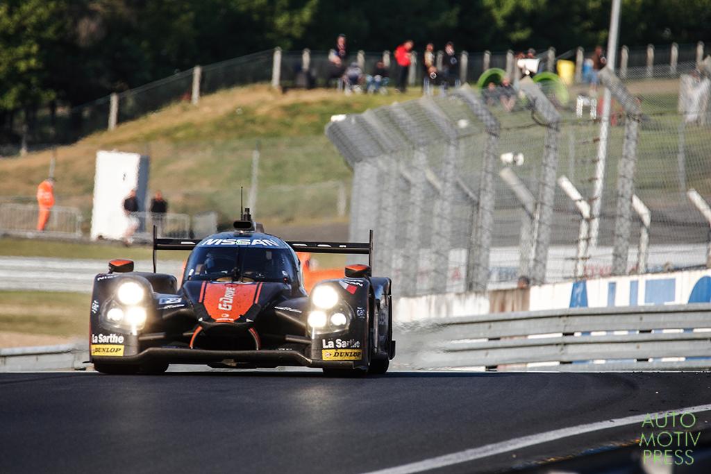 Ligier JS P2-HPD n°35 / OAK Racing - 24 Heures du Mans 2014 - Course - BRUNDLE / MARDENBOROUGH / SHULZHITSKIY