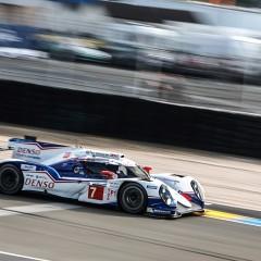 24 Heures du Mans 2014 : Toyota en pôle devant Porsche !