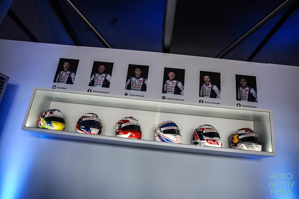Oreca - 24 Heures du Mans 2014 - Espace privatif