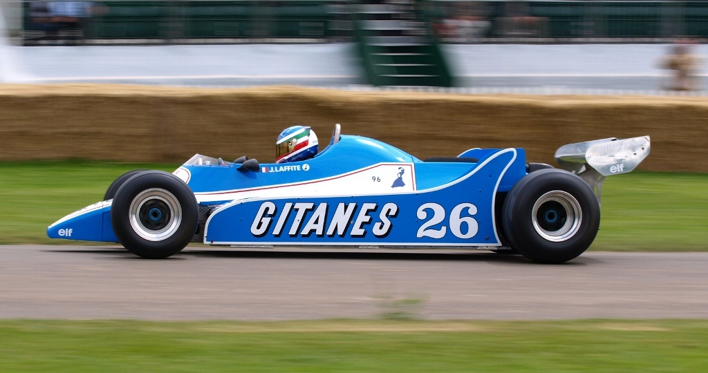 Ligier JS11/15 1980 -  Festival Of Speed Goodwood 2008