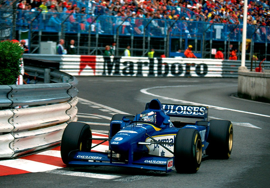 Ligier JS43 1996 - Olivier Panis