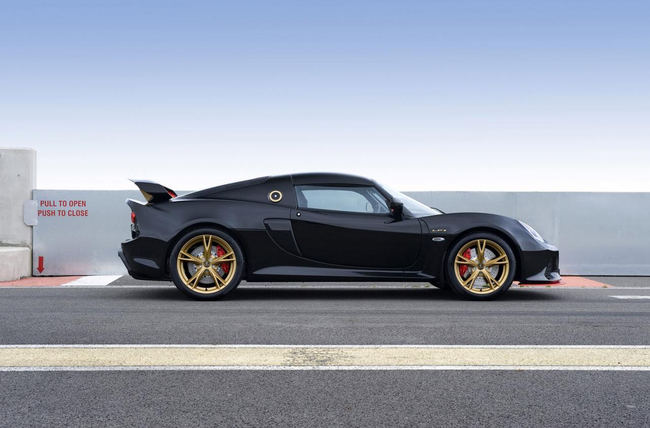 Lotus Exige S V6 LF1