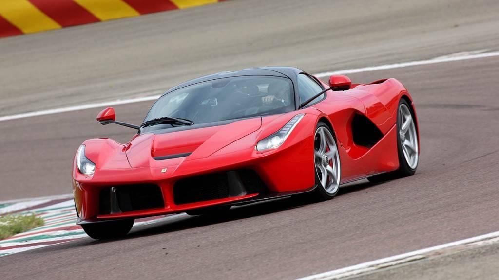 Ferrari LaFerrari - Pista di Fiorano - Modene