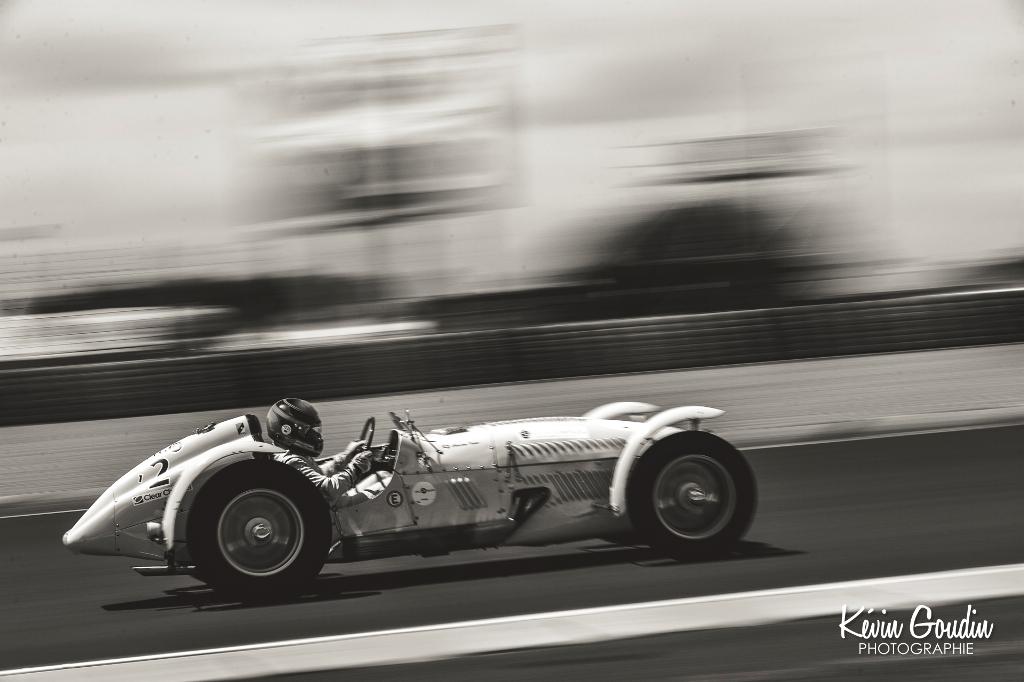 Le Mans Classic 2014 - Plateau 1 (1923-1939) - TRABER (TALBOT LAGO EX-MONOPLACE)