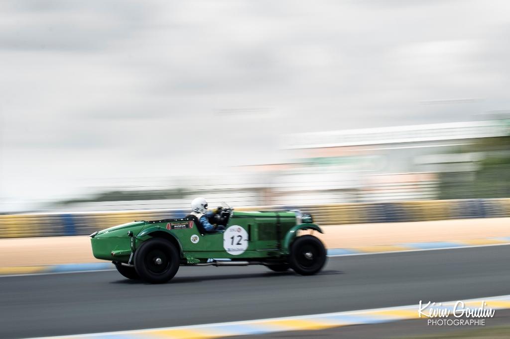 Le Mans Classic 2014 - Plateau 1 (1923-1939) - BIRCH-BURNETT (TALBOT 105 G052)