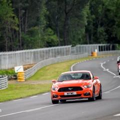 Le Mans Classic 2014 : Ford fête les 50 ans de la Mustang