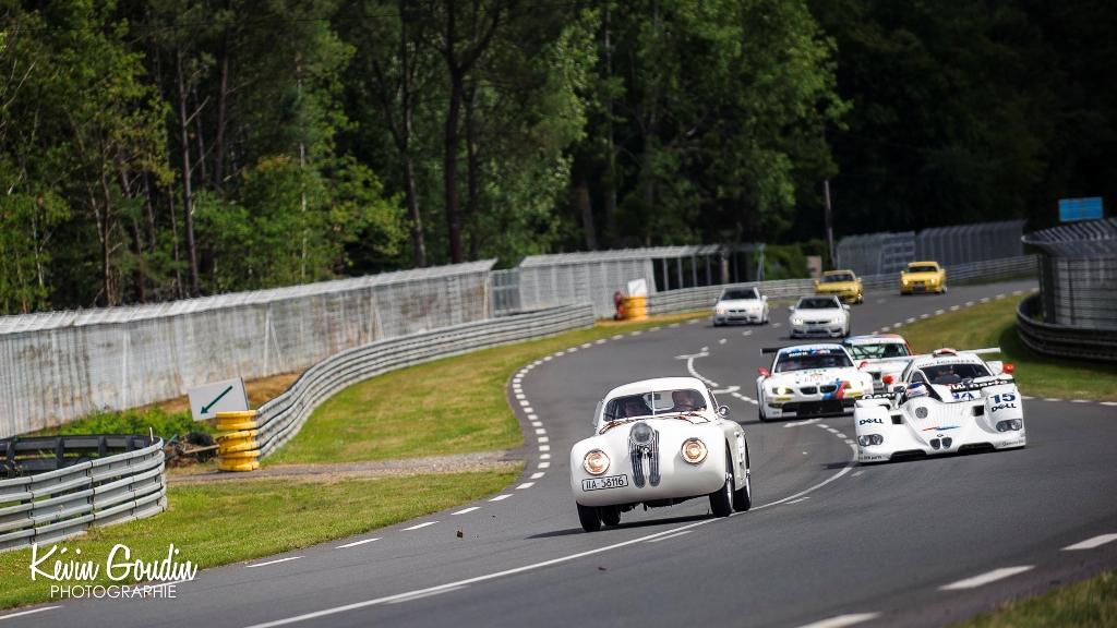Le Mans Classic 2014 - Parade BMW - 328