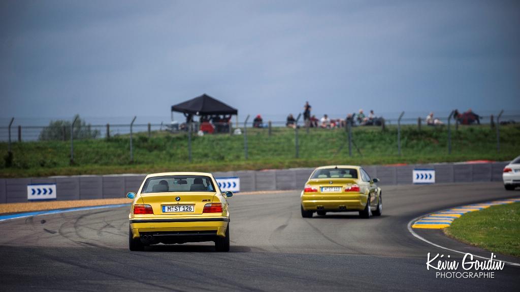 Le Mans Classic 2014 - Parade BMW - M3