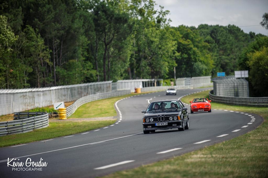 Le Mans Classic 2014 - Parade BMW - Série 6