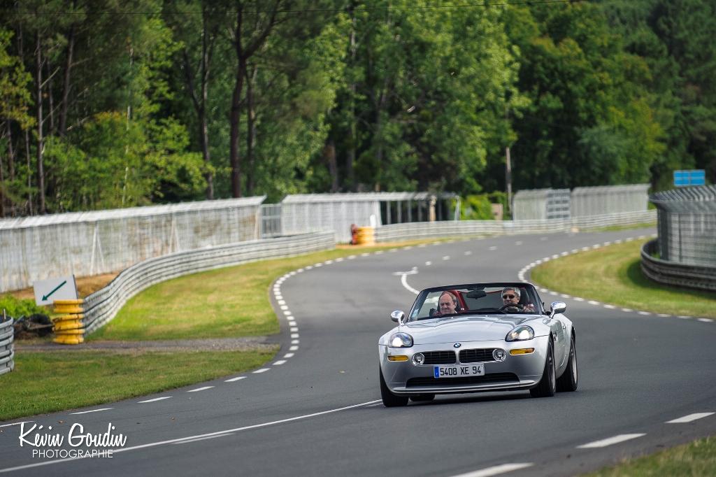 Le Mans Classic 2014 - Parade BMW - Z8