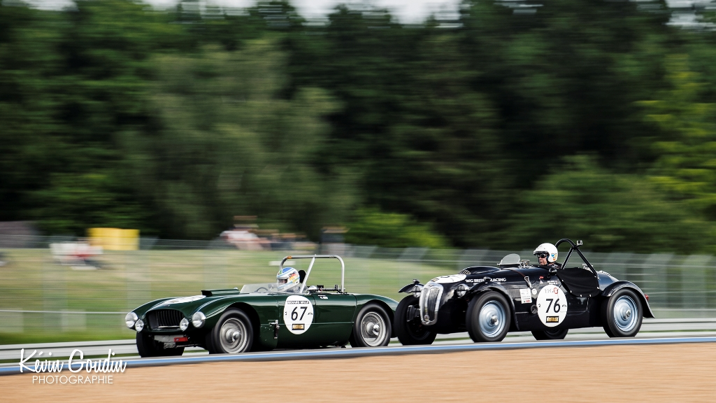 Le Mans Classic 2014 - Plateau 2 (1949-1936)