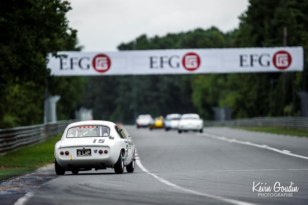 Le Mans Classic 2014 - Plateau 3 (1957-1961) - WILLS-CLARK (LOTUS ELITE)