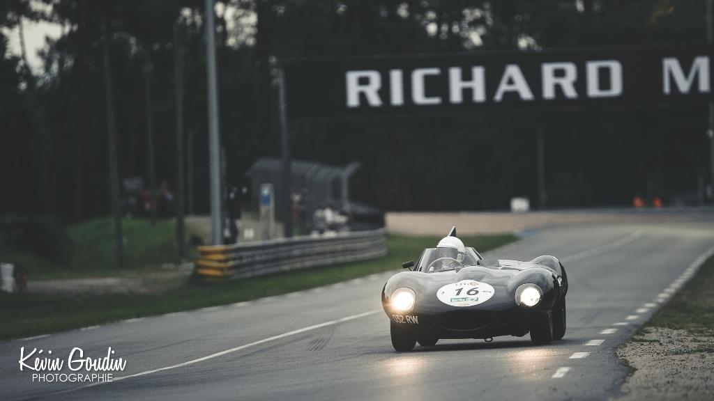 Le Mans Classic 2014 - Plateau 3 (1957-1961) - PEARSON-HARRIS (JAGUAR TYPE D)