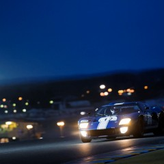 Le Mans Classic 2014 : plateau 4, américaines devant Jaguar