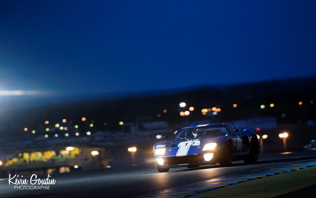 Le Mans Classic 2014 - Plateau 4 (1962 - 1965) - HUGENHOLTZ (FORD GT 40)