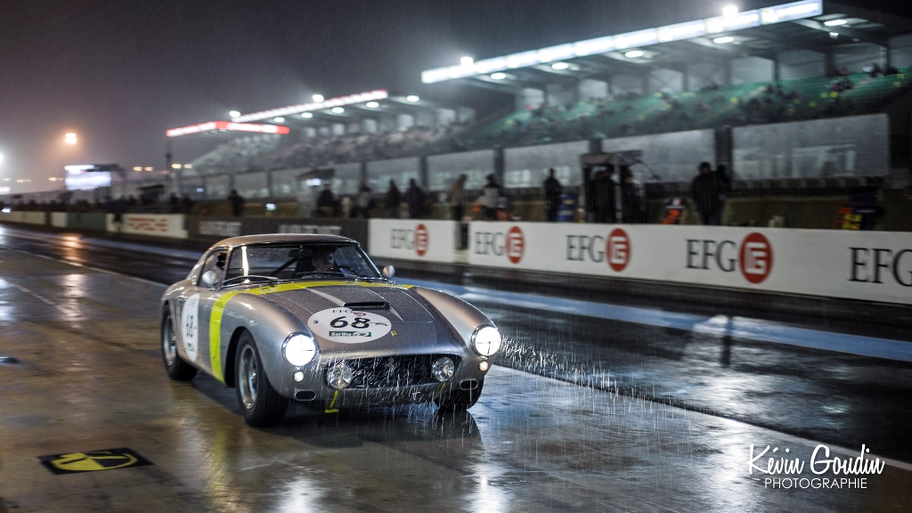 Le Mans Classic 2014 - Plateau 3 (1957-1961) - GAYE (FERRARI 250 GT BERLINETTA)