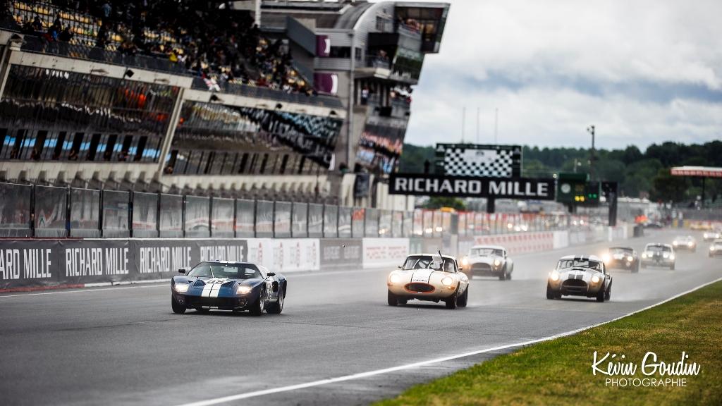 Le Mans Classic 2014 - Plateau 4 (1962 - 1965)