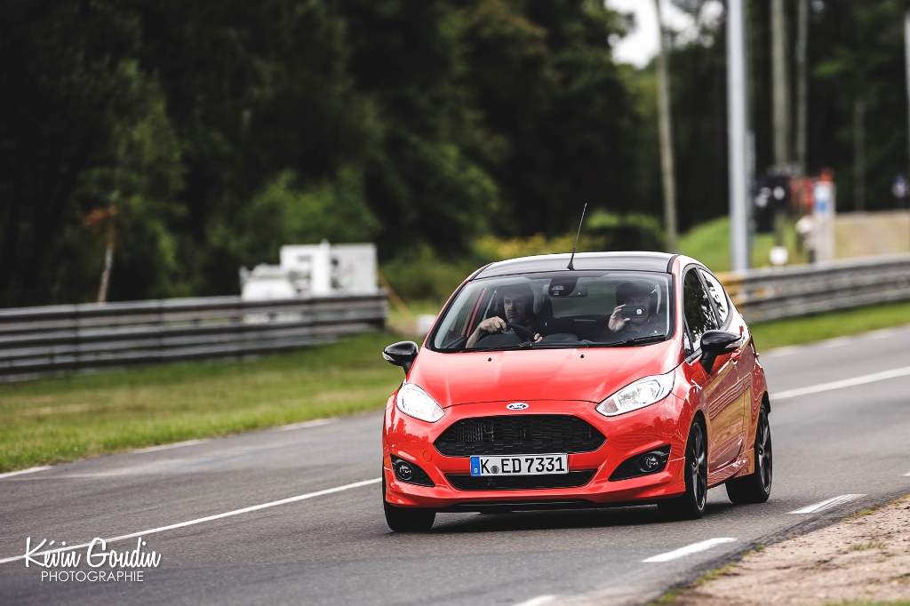 Le Mans Classic 2014 - Parade Ford - Ford Fiesta ST