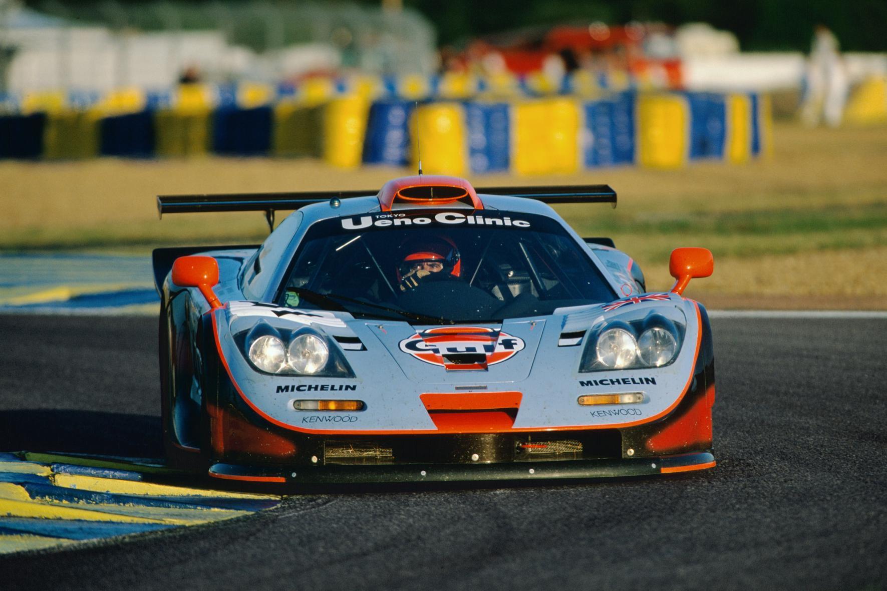 McLaren F1 GTR LM - 24 Heures du Mans 1997