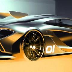 McLaren P1 GTR Concept : rendez vous au Concours d'Elegance de Pebble Beach