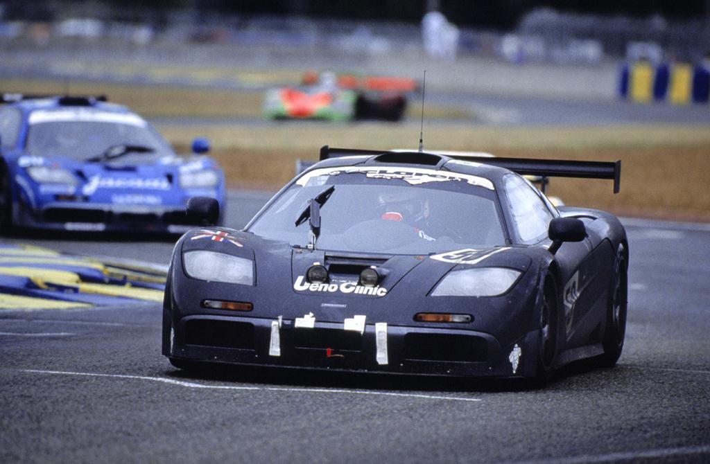 McLaren F1 - 24 Heures du Mans 1995