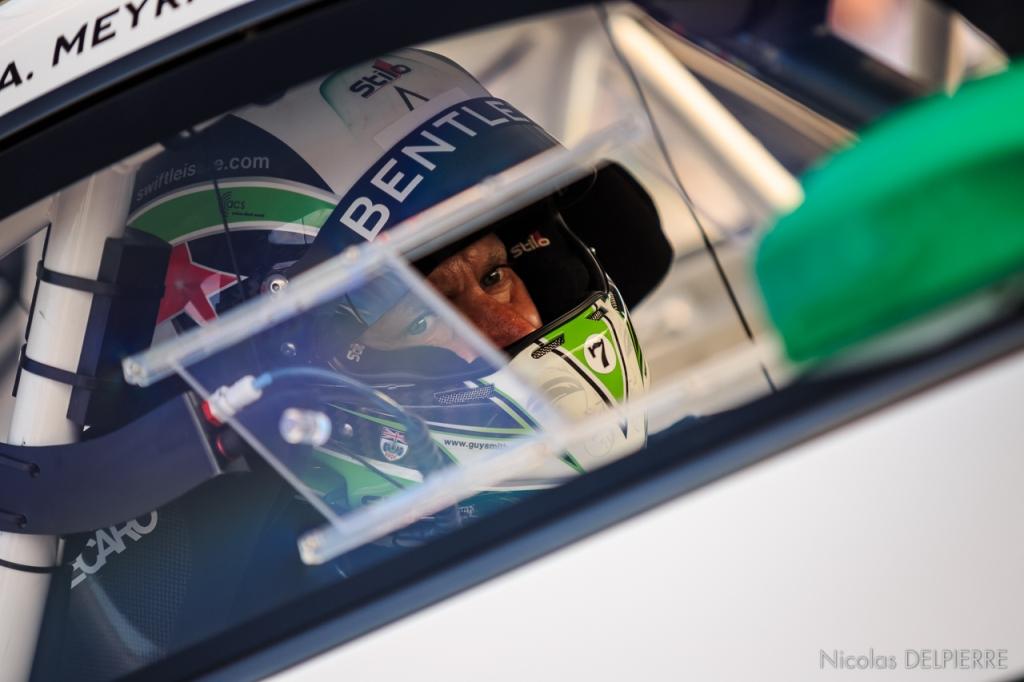 Blancpain Endurance Series - Le Castellet Paul Ricard - Bentley - Meyrick