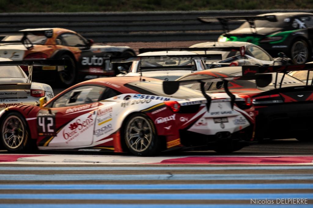Blancpain Endurance Series - Le Castellet Paul Ricard