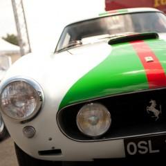 Le Mans Classic 2014 : Exposition Ferrari 250 GT