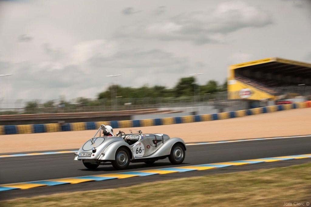 Le Mans Classic 2014 - Plateau 1 (1923-1939) - OTTEN (BMW 328)