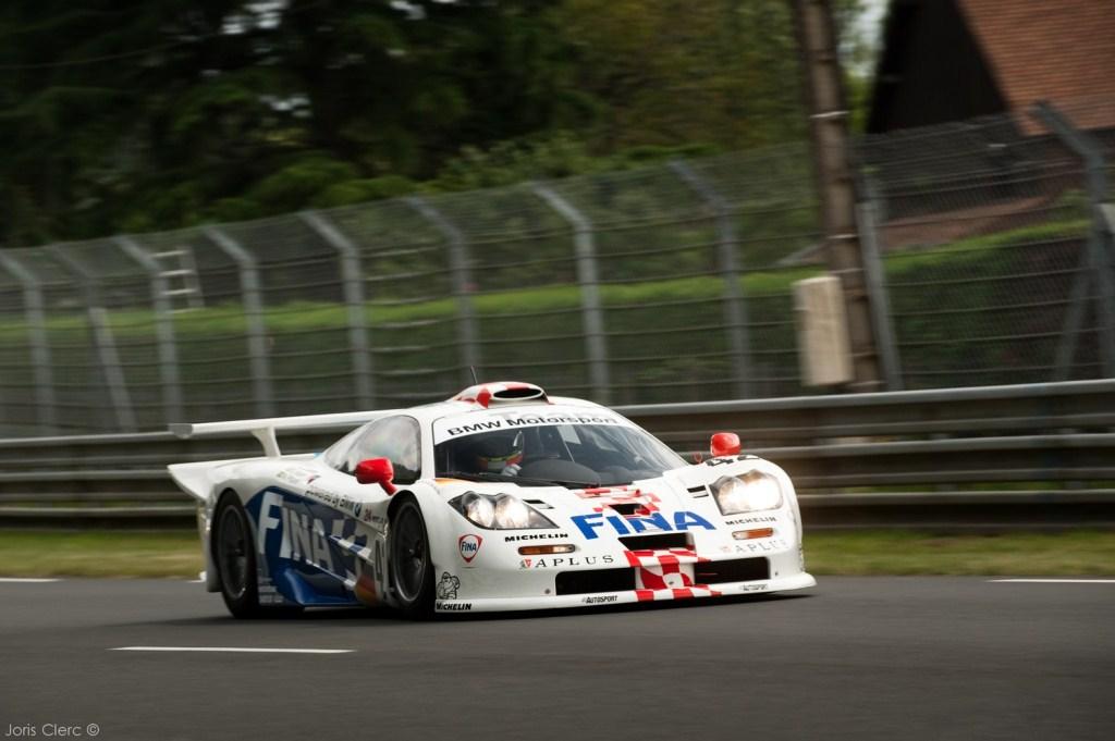 Le Mans Classic 2014 - Parade BMW - McLaren F1 GTR LM