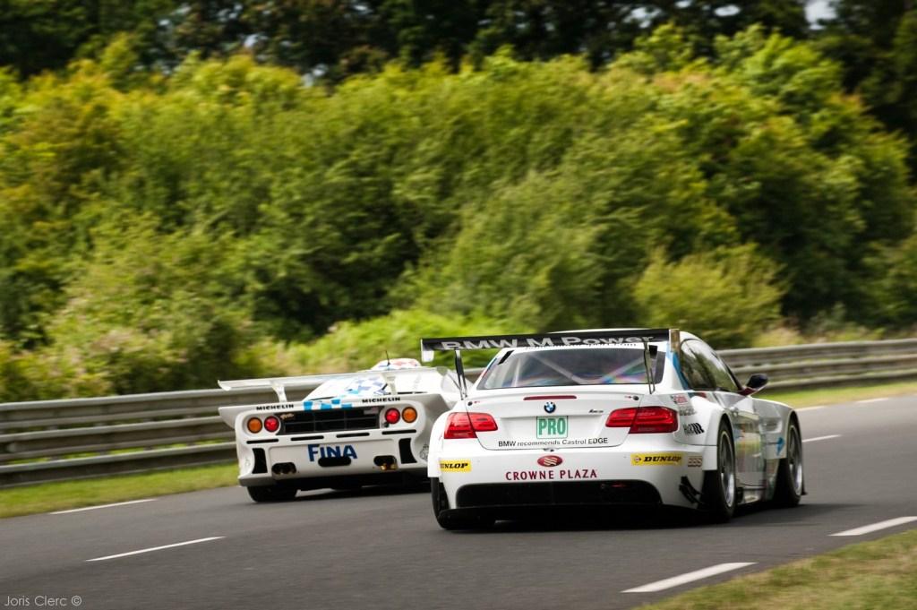 Le Mans Classic 2014 - Parade BMW - M3 GT2