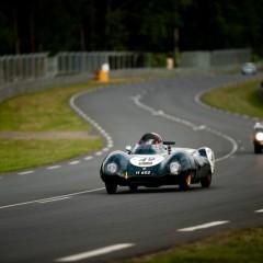 Le Mans Classic 2014 : plateau 2, podium d'anglaises