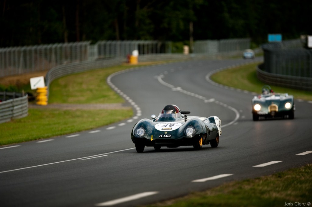 Le Mans Classic 2014 - Plateau 2 (1949-1936) - REEDTZ-THOTT-HOLSTEIN-LOKVIG (LOTUS XI 1100)