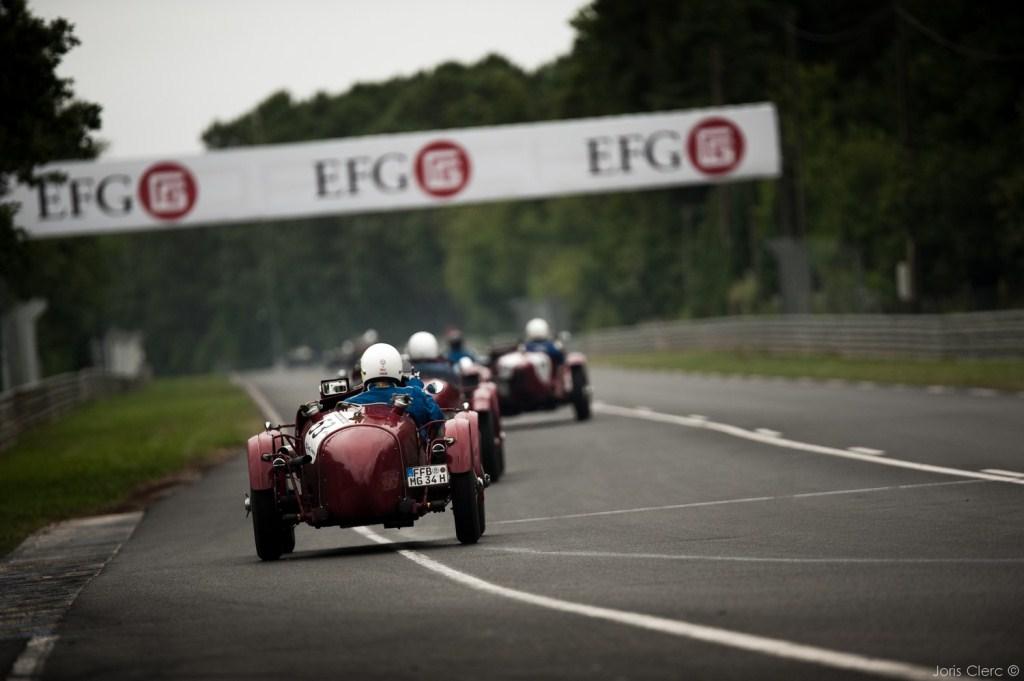 Le Mans Classic 2014 - Plateau 1 (1923-1939)