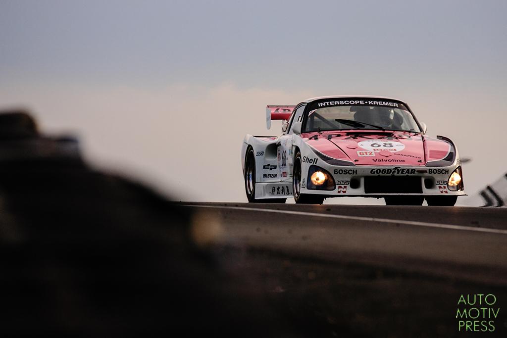 Le Mans Classic 2014 - Plateau 6 (1972 – 1979) - D'IETEREN-LECOU (PORSCHE 935 K3)