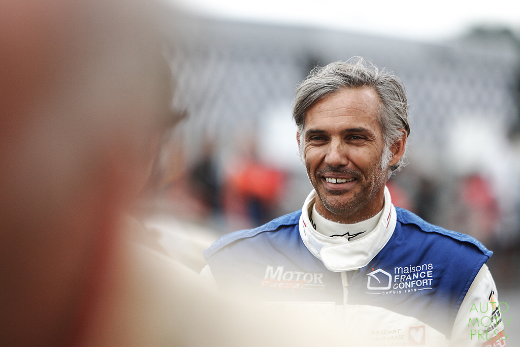 Le Mans Classic 2014 - Plateau 5 (1966 - 1971) - Paul Belmondo
