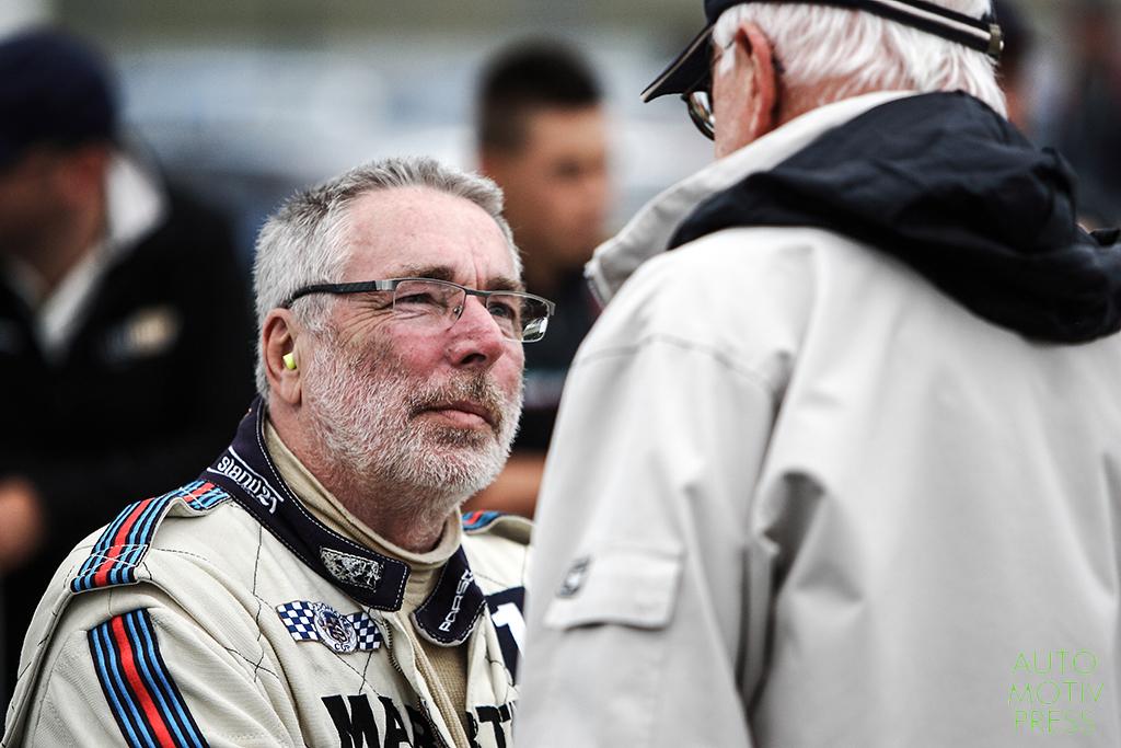 Le Mans Classic 2014 - Plateau 5 (1966 - 1971) - Jürgen Barth