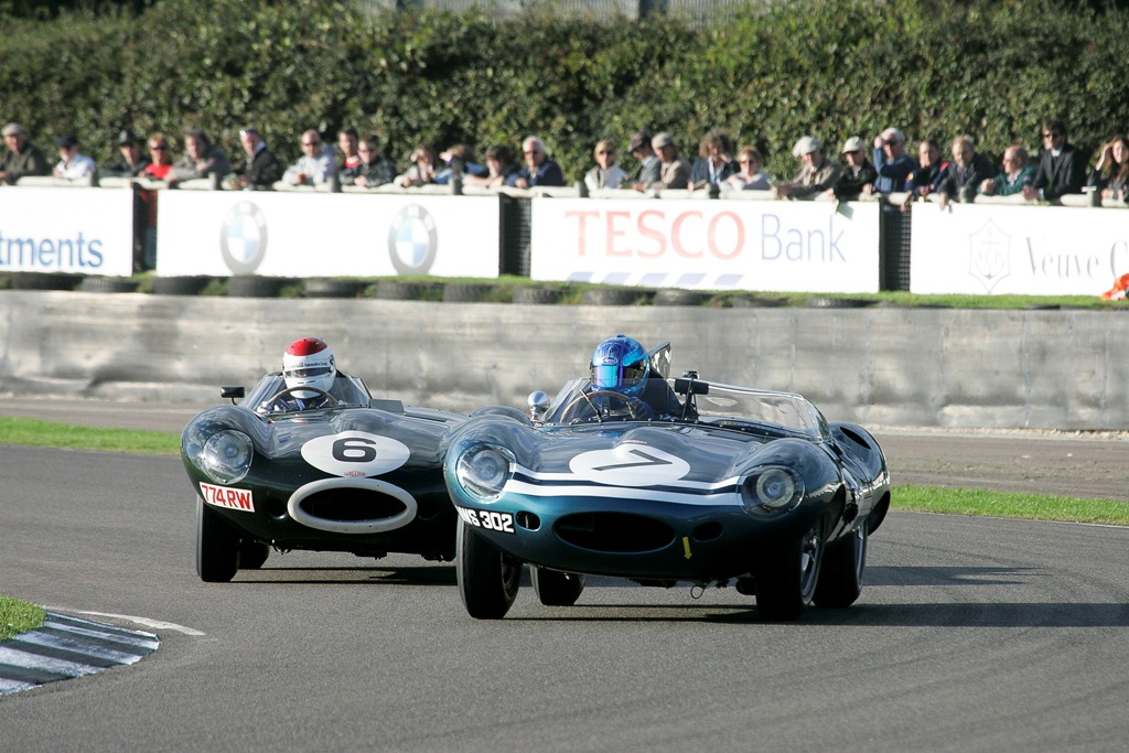 Goodwood Revival - Jaguar Type D