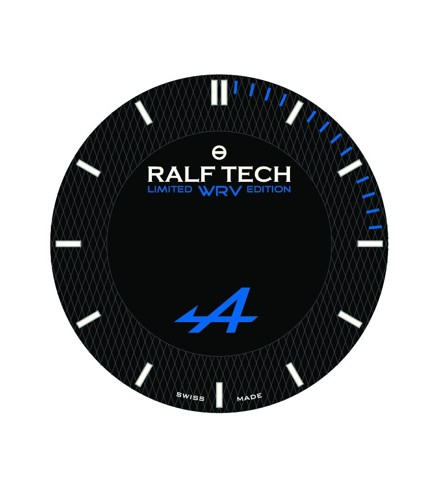 Ralf Tech WRV R Alpine - Cadran / Dial