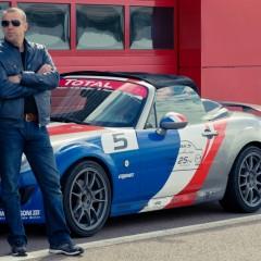 Essai Mazda MX-5 Open Race avec Olivier Panis