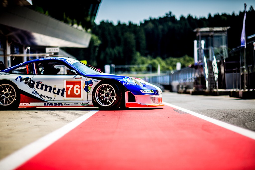 ELMS European Le Mans Series, 4 Heures Red Bull Ring - IMSA Performance - Porsche 911 GT3 RSR