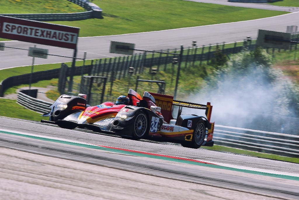 ELMS European Le Mans Series, 4 Heures Red Bull Ring - Race Performance n°34 - FREY / MAILLEUX