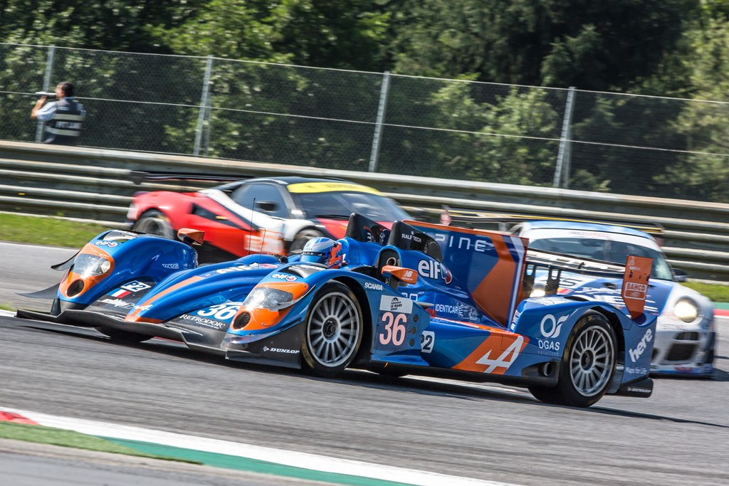 ELMS European Le Mans Series, 4 Heures Red Bull Ring - Signatech Alpine n°36 - CHATIN / PANCIATICI / WEBB